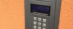 Bethnal Green access control service